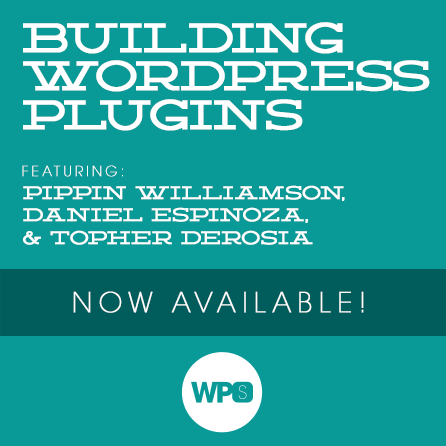 Building WordPress Plugins