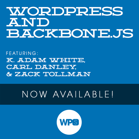 WordPress and Backbone.js