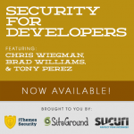 Security for Developers