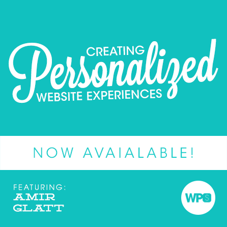 Creating Personalized Website Experiences