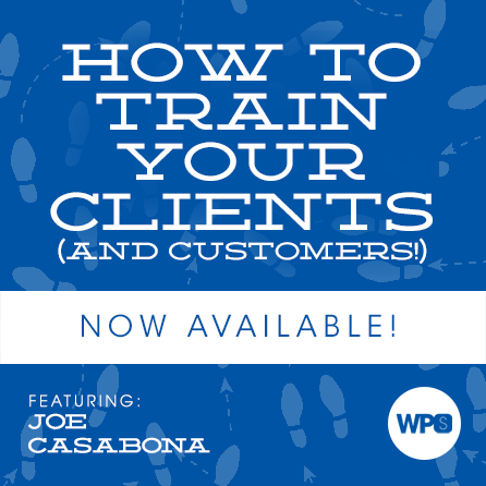 How to Train Your Clients (and Customers!) with Joe Casabona