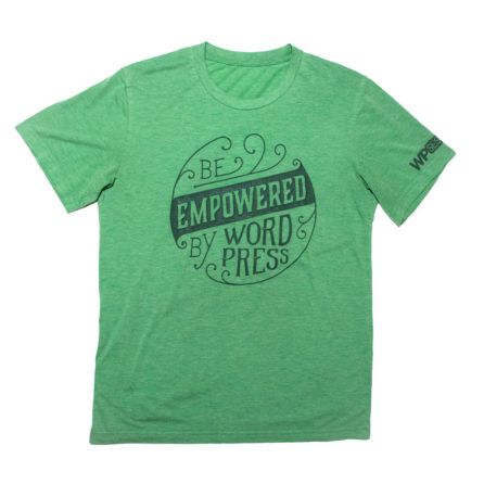 """Be Empowered"" T-shirt"