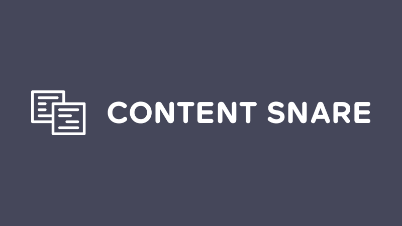 Content Snare
