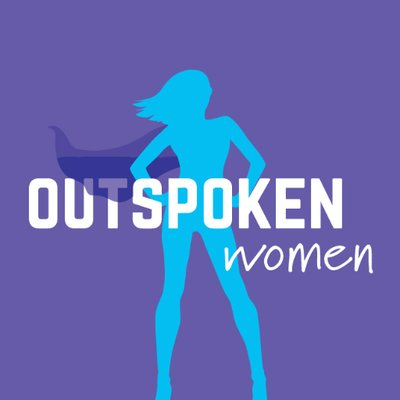Outspoken Women logo