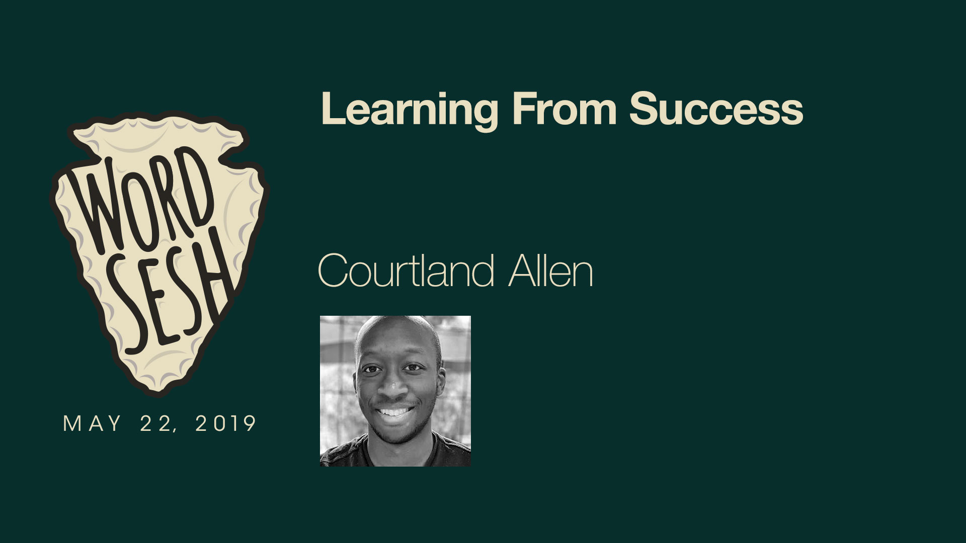 09-WordSesh-Learning-From-Success-Courtland-Allen