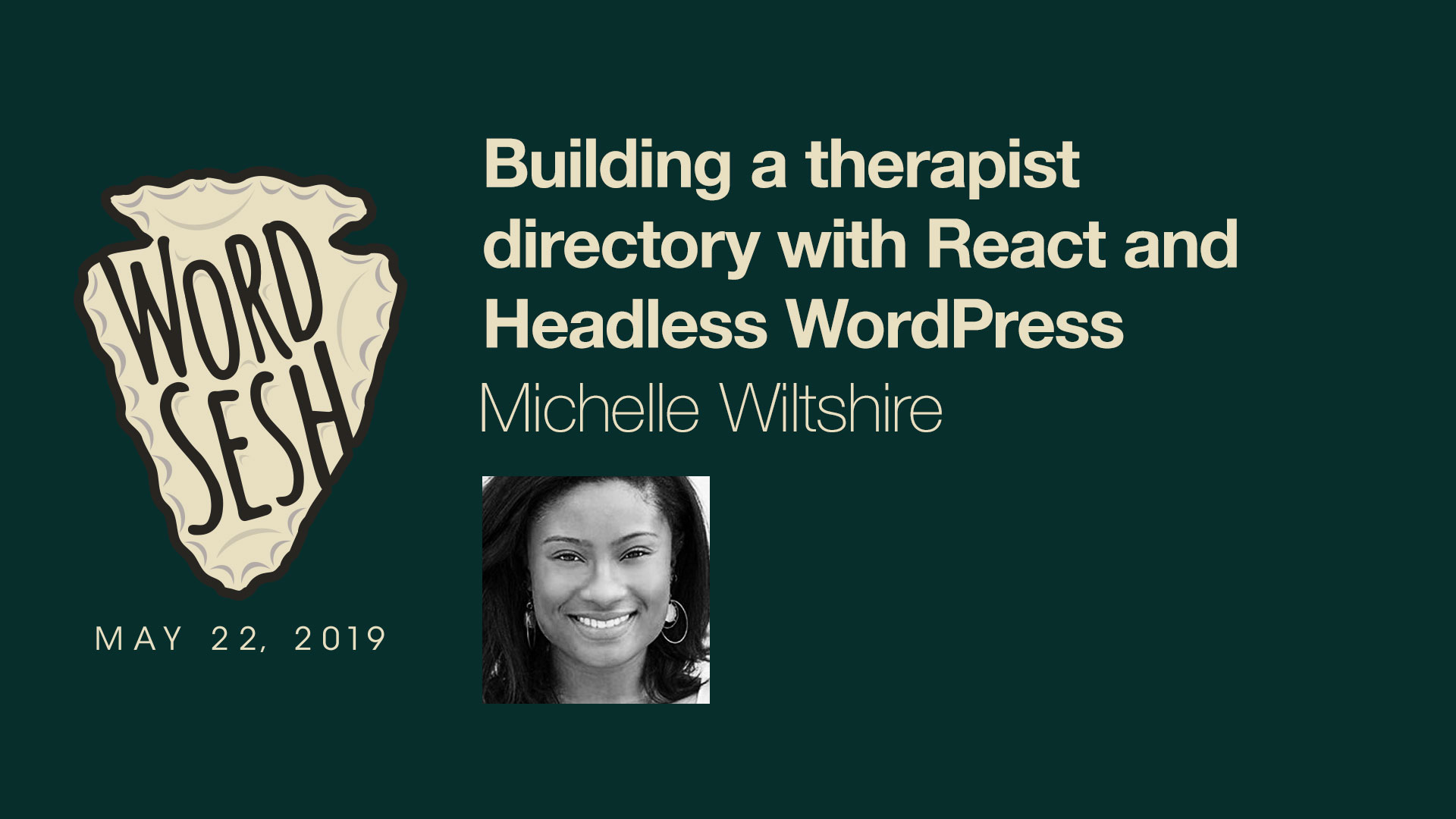 11-WordSesh-React-and-Headless-WP-Michelle-Wiltshire