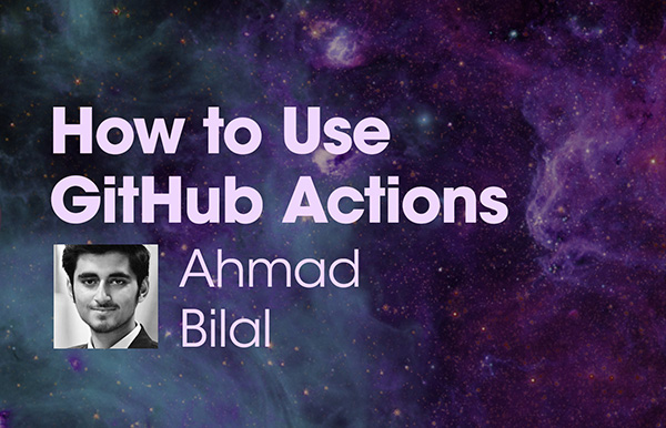 """Title slide for """"How to use GitHub Actions for WordPress Plugin Development"""""""