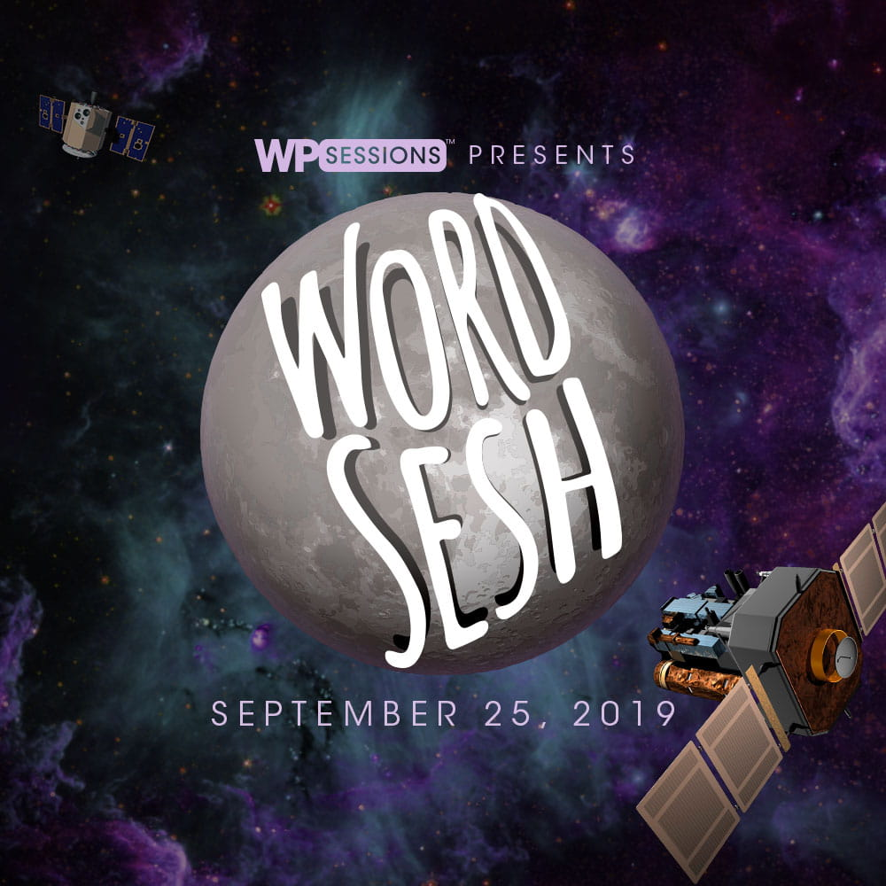 WordSesh EMEA, 25 Sept 2019