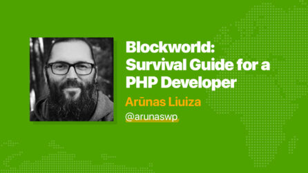 Blockworld: Survival Guide for a PHP Developer