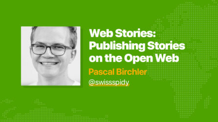 Web Stories: Publishing Stories on the Open Web