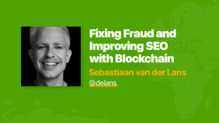 Fighting Fraud and Improving SEO with Blockchain